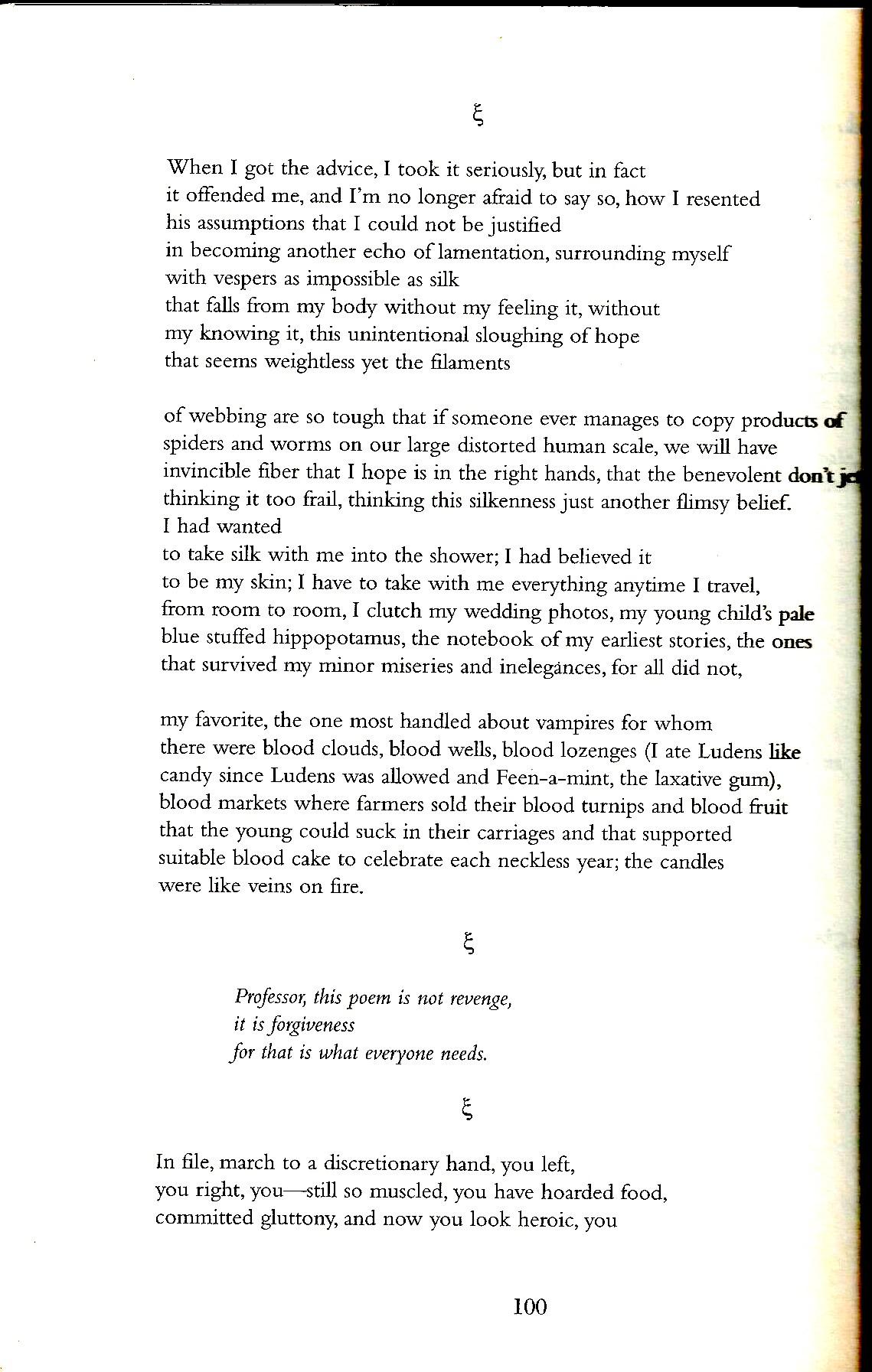 Holocaust Survivor Poems 2