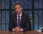 Watch Seth Meyers Make the Perfect Bill Cosby Joke