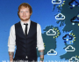 Listen to Ed Sheeran Adorably Read the Weather Report