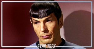 Mr. Spock, from facebook