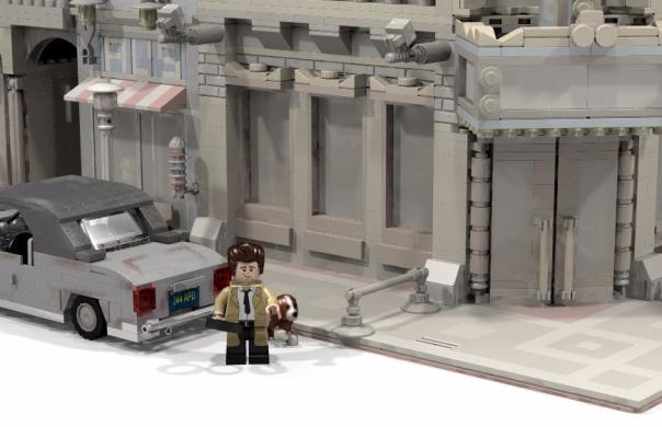 Columbo Lego set 5